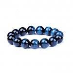 Natural Blue Eyes Beads Bracelet