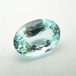 5.30 Carat Oval Mix Natural Aquamarine Gemstone