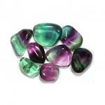 Natural Fluorite Tumbled Healing Crystals