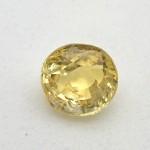 4.70 Carat Natural Yellow Sapphire (Pukhraj) Gemstone