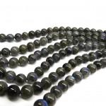 Natural Labradorite AAA Quality Gemstone Beads String