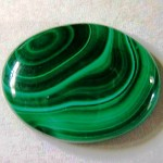 18.57 Carat Natural Malachite Gemstone