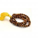 108 Beads Natural Tiger Eye Jap Mala String