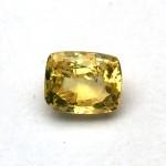 2.59 Carat Natural Ceylon Yellow Sapphire (Pukhraj) Gemstone