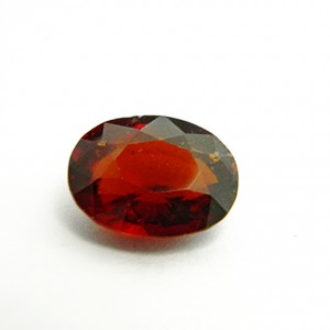 6.38 Carat/ 7.08 Ratti Natural Ceylon Hessonite Garnet (Gomed) Gemstone