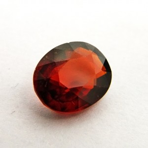 5.52 Carat  Natural Hessonite Garnet (Gomed) Gemstone