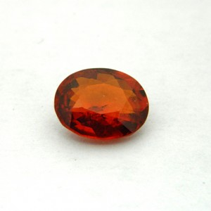 5.40 Carat  Natural Hessonite Garnet (Gomed) Gemstone
