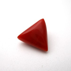 5.79 Carat/ 6.42 Ratti Natural Italian Coral (Moonga) Gemstone