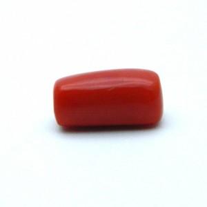 6.18 Carat/ 6.85 Ratti Natural Italian Coral (Moonga) Gemstone