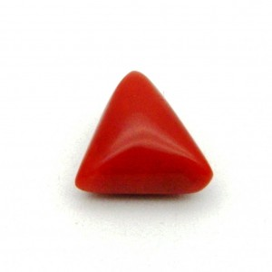 6.29 Carat/ 6.98 Ratti Natural Italian Coral (Moonga) Gemstone