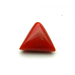 7.54 Carat/ 8.36 Ratti Natural Italian Coral (Moonga) Gemstone