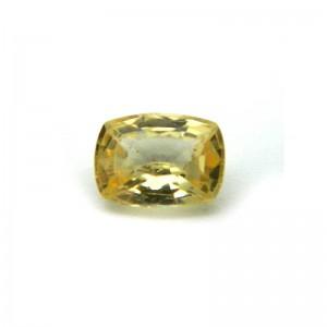 1.98 Carat/ 2.19 Ratti Natural Ceylon Yellow Sapphire Gemstone