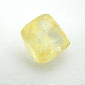 8.63 Carat  Natural Yellow Sapphire (Pukhraj) Gemstone