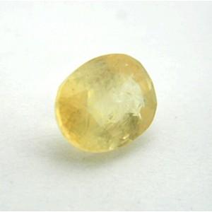 7.52 Carat/ 8.35 Ratti Natural Ceylon Yellow Sapphire (Pukhraj) Gemstone