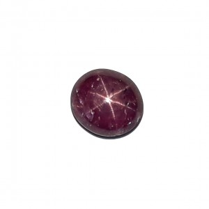 11.23 Carat/ 12.47 Ratti Natural African Star Ruby (Manik) Gemstone
