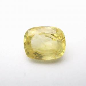4.77 Carat/ 5.30 Ratti Natural Ceylon Yellow Sapphire (Pukhraj) Gemstone
