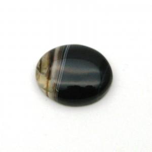 12.58 Carat Natural Agate (Sulemani Hakik) Gemstone