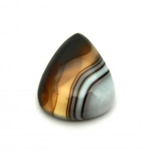13.58 Carat Natural Agate (Sulemani Hakik) Gemstone