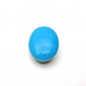 19.65 Carat/ 21.81 Ratti Natural Turquoise (Firoza) Gemstone