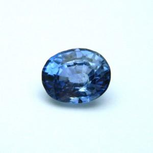 2.49 Carat/ 2.76 Ratti Natural Ceylon Blue Sapphire (Neelam) Gemstone