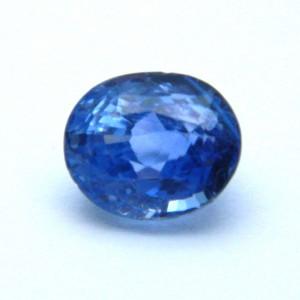 2.82 Carat/ 3.13 Ratti Natural Ceylon Blue Sapphire (Neelam) Gemstone