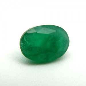 2.86 Carat/ 3.17 Ratti Natural Zambian Emerald (Panna) Gemstone