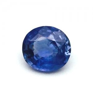 2.88 Carat/ 3.20 Ratti Natural Ceylon Blue Sapphire (Neelam) Gemstone