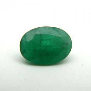 3.10 Carat/ 3.44 Ratti Natural Zambian Emerald (Panna) Gemstone