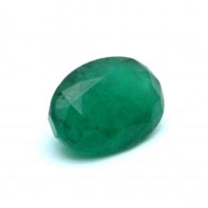 3.42 Carat/ 3.79 Ratti Natural Zambian Emerald (Panna) Gemstone