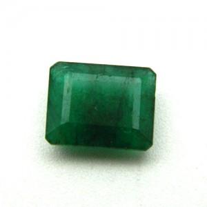 3.44 Carat/ 3.82 Ratti Natural Zambian Emerald (Panna) Gemstone