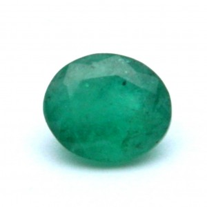 3.60 Carat/ 4.00 Ratti Natural Zambian Emerald (Panna) Gemstone