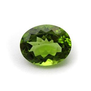3.61 Carat/ 4.00 Ratti Natural Peridot Gemstone