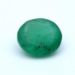 3.65 Carat/ 4.05 Ratti Natural Zambian Emerald (Panna) Gemstone