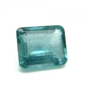 3.87 Carat/ 4.29 Ratti Natural Aquamarine Gemstone
