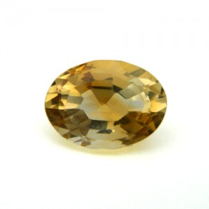 3.99 Carat/ 4.43 Ratti Natural Citrine (Sunela)  Gemstone