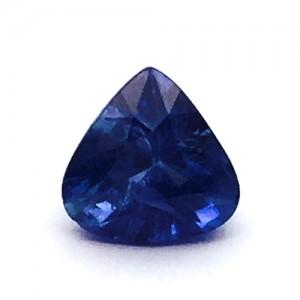 3.21 Carat/ 3.56 Ratti Natural Ceylon Blue Sapphire (Neelam) Gemstone