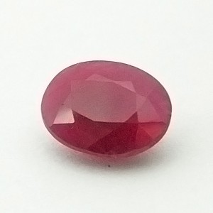 3.83 Carat/ 4.25 Ratti  Natural African Ruby (Manik) Gemstone