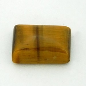 13.67 Carat/ 15.17 Ratti  Carat  Natural Tiger's Eye Gemstone