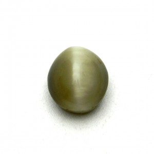 4.18 Carat/ 4.63 Ratti Natural Quartz Cat's Eye Gemstone