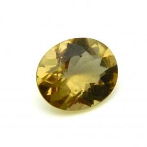 4.30 Carat/ 4.77 Ratti Natural Heliodor Golden Beryl Gemstone