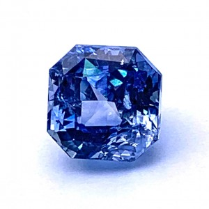 4.33 Carat/ 4.80 Ratti Natural Ceylon Blue Sapphire (Neelam) Gemstone