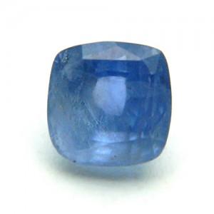 4.38 Carat/ 4.86 Ratti Natural Ceylon Blue Sapphire (Neelam) Gemstone ...