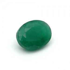4.45 Carat/ 4.93 Ratti Natural Zambian Emerald (Panna) Gemstone