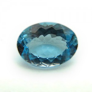 4.50 Carat/ 5.00 Ratti Natural Blue Topaz Gemstone