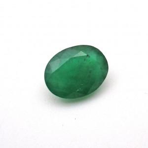 4.71 Carat/ 5.22 Ratti Natural Zambian Emerald (Panna) Gemstone
