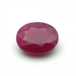 4.86 Carat/ 5.43 Ratti Natural African Ruby (Manik) Gemstone