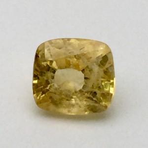 4.05 Carat Natural Ceylon Yellow Sapphire (Pukhraj) Gemstone