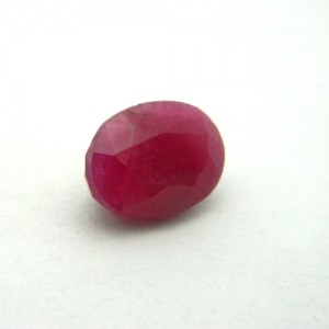 4.38 Carat/ 4.86 Ratti  Natural African Ruby (Manik) Gemstone