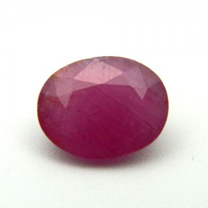 4.52 Carat/ 5.02 Ratti Natural African Ruby (Manik) Gemstone
