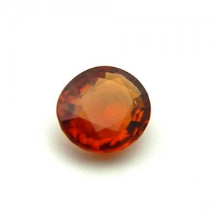 4.72 Carat Natural Hessonite Garnet (Gomed) Gemstone